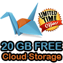 Free 20GB Cloud Storage